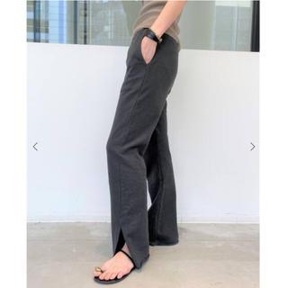 アパルトモンドゥーズィエムクラス(L'Appartement DEUXIEME CLASSE)の L'Appartement GOOD GRIEF! Sweat Pants36(カジュアルパンツ)
