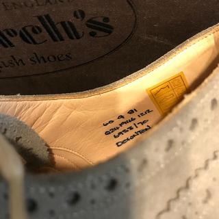 チャーチ(Church's)のchurch's 革靴 (ブーツ)