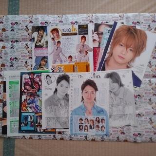 キスマイフットツー(Kis-My-Ft2)のKis-My-Ft2 2005-雑誌切り抜き(アート/エンタメ/ホビー)