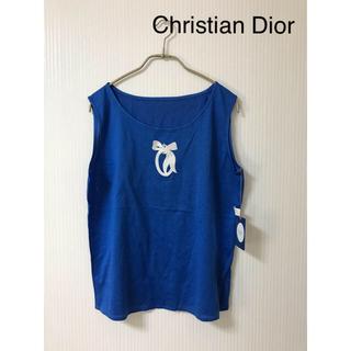 クリスチャンディオール(Christian Dior)のChristian Dior タンクトップ(タンクトップ)