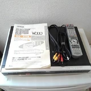 ヒタチ(日立)の日立 WOOO DVD レコーダー 500GB(DVDレコーダー)