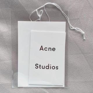 ACNE アクネ acne studios タグ