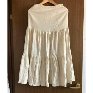 ルームサンマルロクコンテンポラリー(room306 CONTEMPORARY)のマキシスカート(ロングスカート)