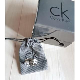カルバンクライン(Calvin Klein)のCalvin Klein リング 7号(リング(指輪))