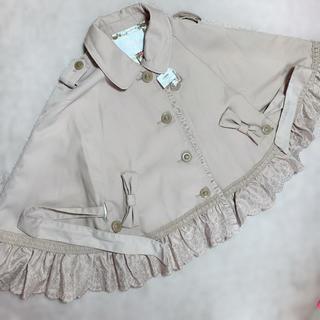 リズリサ(LIZ LISA)のLIZLISA♡ポンチョ型トレンチコート(トレンチコート)