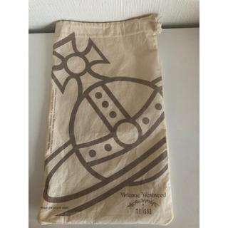 ヴィヴィアンウエストウッド(Vivienne Westwood)のヴィヴィアンウエストウッド メリッサ 巾着 袋 バッグ ポーチ(ポーチ)