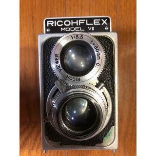 リコー(RICOH)のRICOHFLEX  MODEL VII(フィルムカメラ)