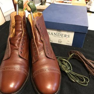 SANDERS - SANDERS ブーツ
