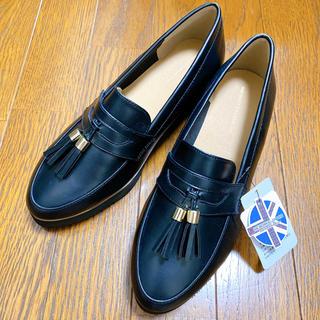 シマムラ(しまむら)のしまむら HK WORKS LONDON タッセルローファー(ローファー/革靴)