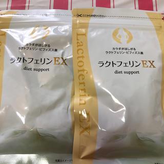ニッセン(ニッセン)のラクトフェリンEX 2袋(その他)