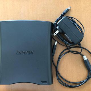 バッファロー(Buffalo)のBUFFALO 外付けハードディスク 500GB TV録画対応(テレビ)