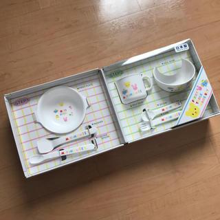 mikihouse - ミキハウス 離乳食食器セット