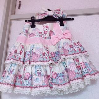 アンジェリックプリティー(Angelic Pretty)のAngelic Pretty♡FancyBoxスカート(ミニスカート)
