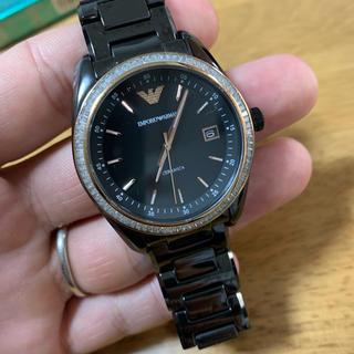 エンポリオアルマーニ(Emporio Armani)のEMPORIO ARMANI 腕時計 「新古品」(腕時計(デジタル))