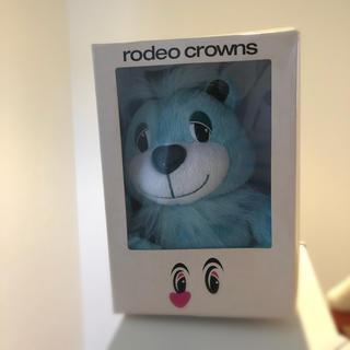ロデオクラウンズ(RODEO CROWNS)のロディくん ぬいぐるみ ロデオクラウンズ(キャラクターグッズ)