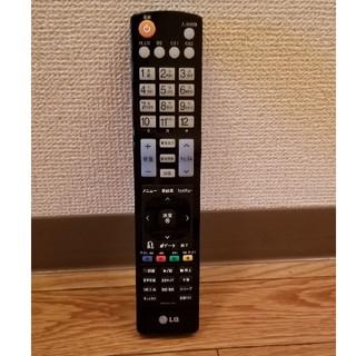 エルジーエレクトロニクス(LG Electronics)のLG TVリモコン(テレビ)