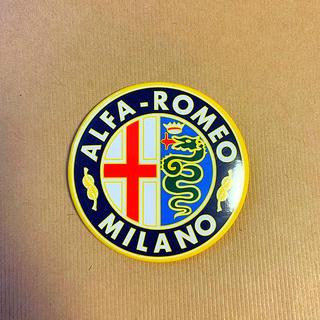 アルファロメオ(Alfa Romeo)のアルファロメオ マグネット(車外アクセサリ)