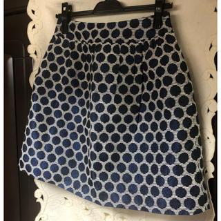 ケイトスペードニューヨーク(kate spade new york)のケイトスペイド スカート(ミニスカート)