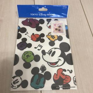 ディズニー(Disney)の東京ディズニーリゾート限定★ギフト袋9枚入り★ミッキーマウス★新品未使用(ラッピング/包装)