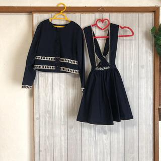 シャーリーテンプル(Shirley Temple)のシャーリーテンプル スーツ(ドレス/フォーマル)