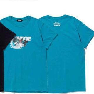 エクストララージ(XLARGE)のおがっち様専用:XLARGE TEE DEKU グリーンのL 1枚(Tシャツ/カットソー(半袖/袖なし))