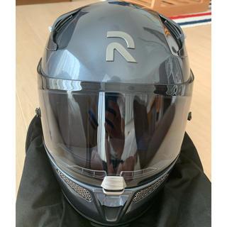 ヤマハ(ヤマハ)の美品 ヤマハ ヘルメット RPHA10PLUS  アンスラサイト Mサイズ(ヘルメット/シールド)
