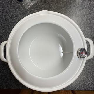 フジホーロー(富士ホーロー)の富士ホーロー ハニーウェア 琺瑯製なべ (鍋/フライパン)
