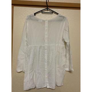 レプシィム(LEPSIM)の白シャツ(Tシャツ(長袖/七分))