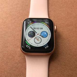 アップルウォッチ(Apple Watch)のapple watch series5 GPS[値段交渉受け付けます!](その他)