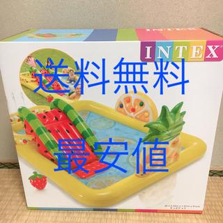 トイザラス(トイザらス)のINTEX インテックス ビニールプール ファン&フルーティー プレイセンター(プール)