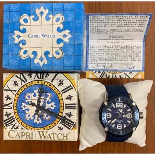 カプリウォッチ(CAPRI WATCH)のカプリウォッチ メンズ★ お値下げ可能デス☆(腕時計(デジタル))