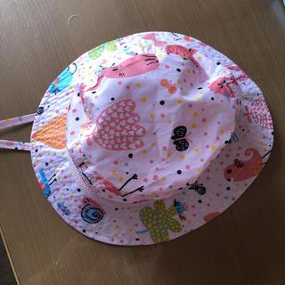 女児夏用帽子(帽子)
