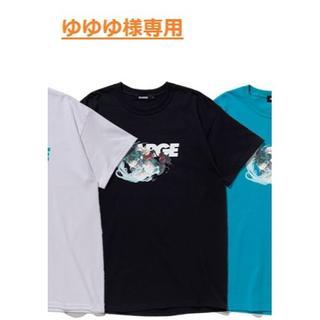 エクストララージ(XLARGE)のゆゆゆ様専用:XLARGE TEE DEKU デクの黒のXL 1枚(Tシャツ/カットソー(半袖/袖なし))