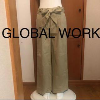 グローバルワーク(GLOBAL WORK)のGLOBAL WORK ワイドパンツ(カジュアルパンツ)