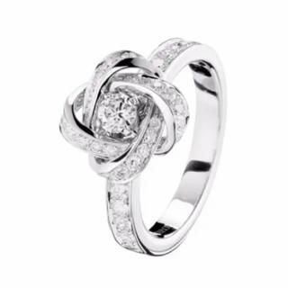ブシュロン(BOUCHERON)のブシュロン ダイヤモンドリング 婚約指輪やおしゃれに(リング(指輪))