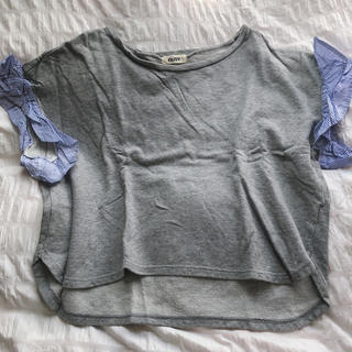 ハコ(haco!)のhaco スウェット 半袖(Tシャツ(半袖/袖なし))