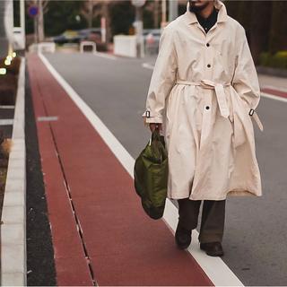 COMOLI - outil × l'echoppe 19SS manteau uzes コート