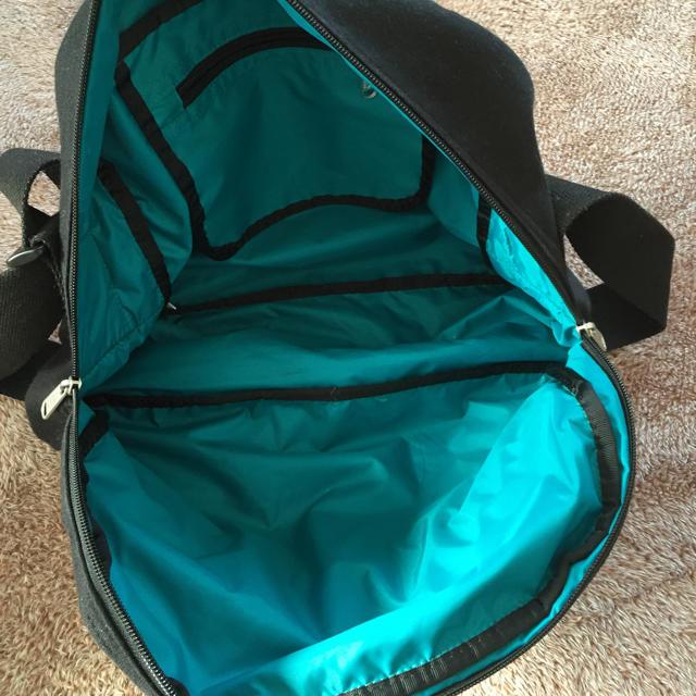 CHUMS(チャムス)のCHUMS ショルダーバック 黒 メンズのバッグ(メッセンジャーバッグ)の商品写真