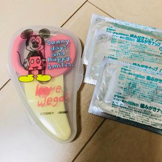 ディズニー(Disney)のディズニー ミッキー 離乳食はさみ うどんカッター (離乳食調理器具)