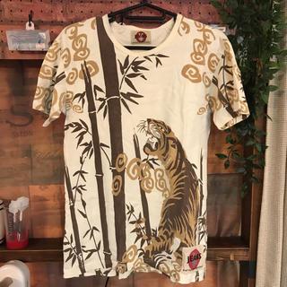エンジーンズ(YENJEANS)の¥JEANS 虎Tシャツ(Tシャツ/カットソー(半袖/袖なし))