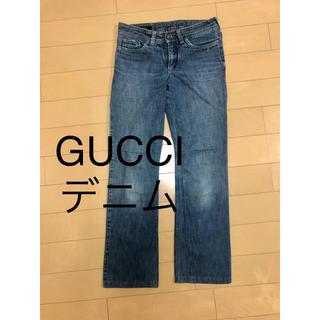 グッチ(Gucci)のグッチ GUCCI デニム ジーンズ 38(デニム/ジーンズ)