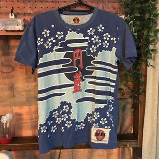 エンジーンズ(YENJEANS)の¥JEANS 桜Tシャツ(Tシャツ/カットソー(半袖/袖なし))