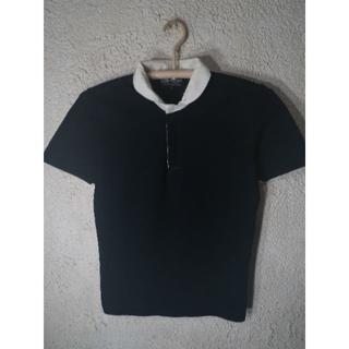 ビームス(BEAMS)の6177 BEAMS ビームス 半袖 丸襟 デザイン 半袖 ポロシャツ(ポロシャツ)