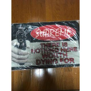 シュプリーム(Supreme)のSUPREME 17AW WELCOME MATシュプリーム ウェルカム マット(玄関マット)