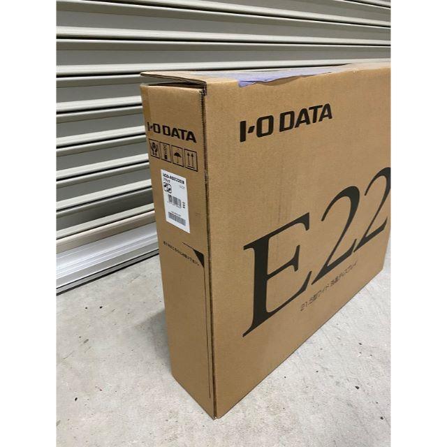IODATA(アイオーデータ)の◇I・O DATA 液晶モニタ LCD-AD222EB◇21.5型 送料込み♪ スマホ/家電/カメラのPC/タブレット(ディスプレイ)の商品写真