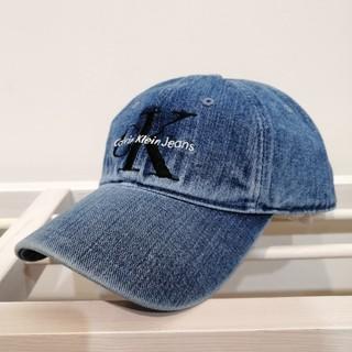 Calvin Klein - ☆定番アイテムも半額以下☆カルバンクラインキャップ新品未使用送料無料ユニセックス