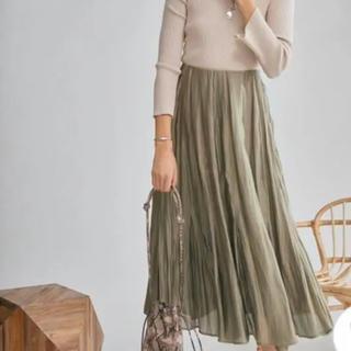 ミラオーウェン(Mila Owen)のミラオーウェン  今期スカート (ロングスカート)
