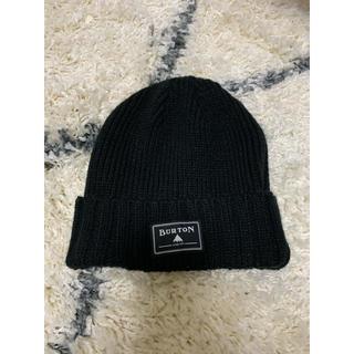 バートン(BURTON)のBURTONニット帽(ニット帽/ビーニー)