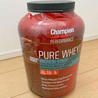 チャンピオン(Champion)のチャンピオン⭐️プロテイン チョコレートブラウニー2.2kg(プロテイン)