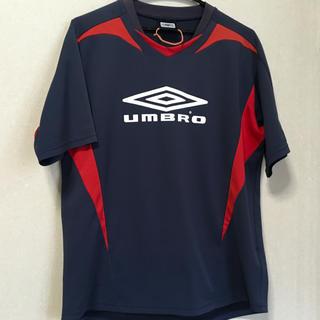 アンブロ(UMBRO)のumbro アンブロ Tシャツ(ウェア)